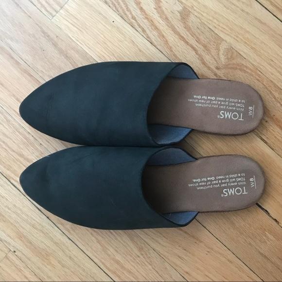Toms Shoes | Toms Womens Jutti Mule